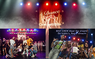 4 Dance Competition